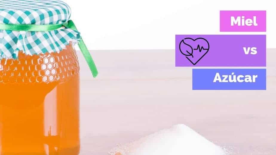 Miel o azúcar
