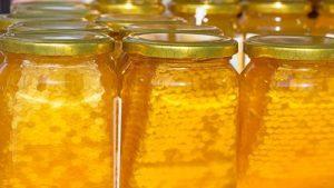 miel envasada