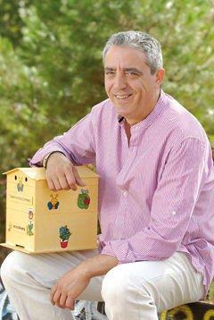 Jesús Manzano - Profesor de apicultura